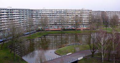 Bijlmermeer Amsterdam South East