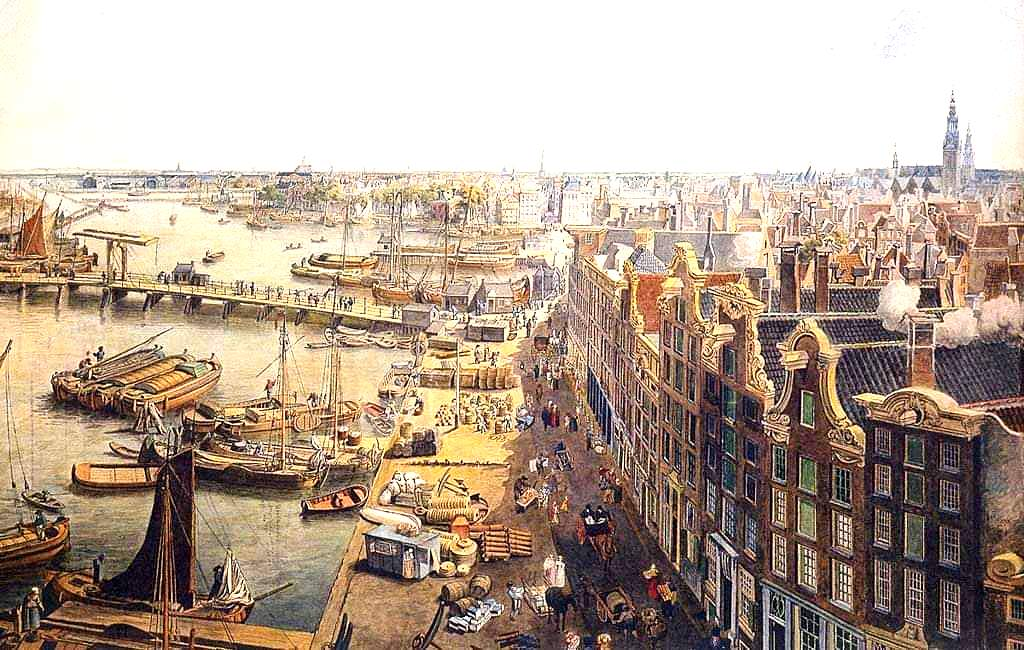 Great Fires of Amsterdam