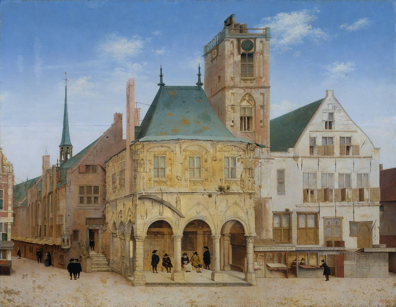 The Amsterdam Exchange Bank