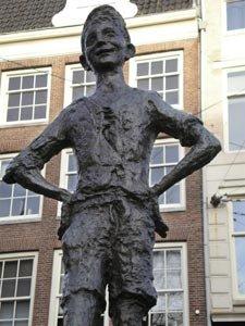 The Amsterdams Lieverdje