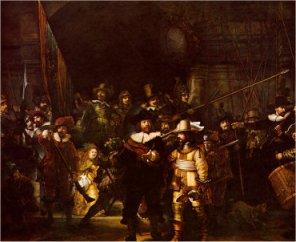 Rembrandt of Rijn