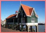 Fish auction Volendam