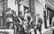 A German raid