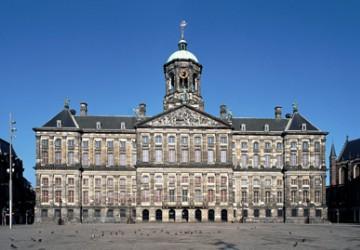 Palace on Dam square